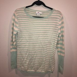 Vineyard Vines Soft Striped Sweater